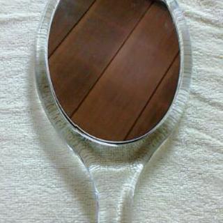 2年前に伊勢丹で購入したアクリル手鏡