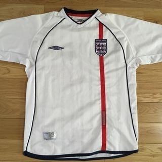 サッカー ユニフォーム イングランド