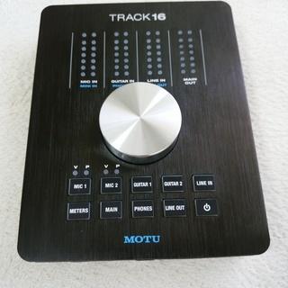 MOTU(モツ) / Track 16ハイエンドオーディオインター...