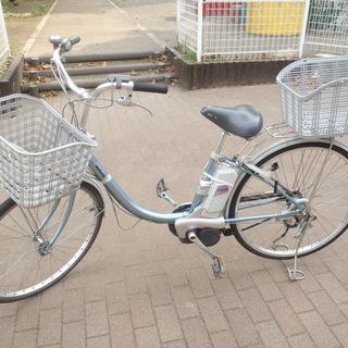 ナショナルの電動自転車