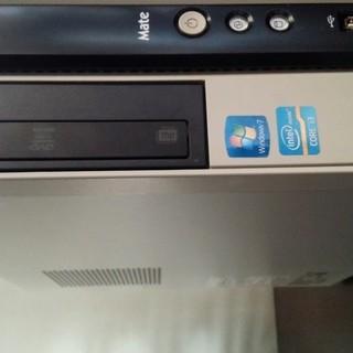 Intel Core2 Duo E7400 メモリ4GB HD54...