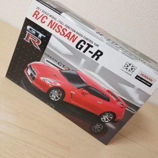 [只今お取引中]GT-R NISSANスカイライン? ラジコン
