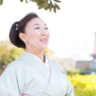 はじめての着付け教室 大人女子 着付け☆舞踊レッスン🎵
