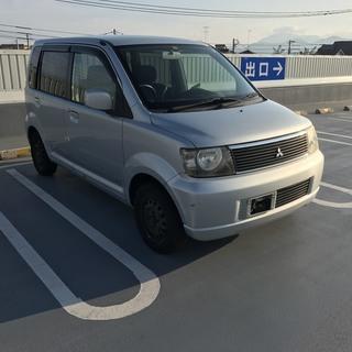 ★ekワゴン★機関良好★キーレス★距離少なめ★ナビ付!★車検2年...