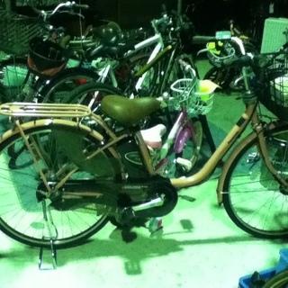 格安整備済自転車!!551