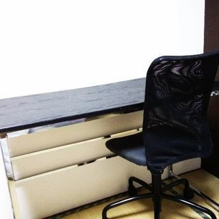 勉強デスク 状態良い 椅子付き