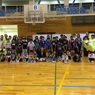 愛知県ジュニアバウンドテニス選手権大会 開催