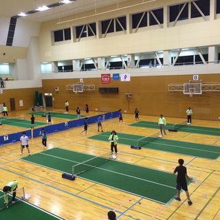 愛知県ジュニアバウンドテニス選手権大会 開催 - 名古屋市
