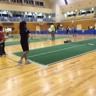 愛知県ジュニアバウンドテニス選手権大会 開催 - スポーツ