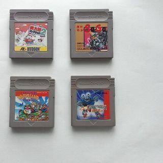 Game Boy ソフト