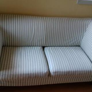 しっかりした作りのソファーです