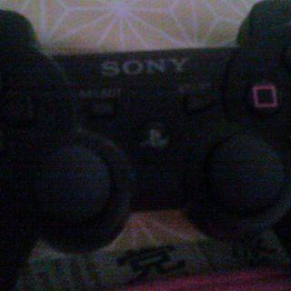 PS3 コントローラー ブラック 純正品 ジャンク