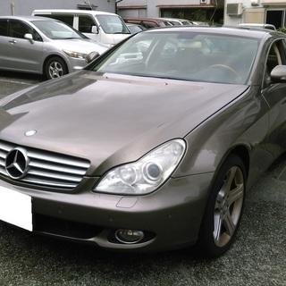 値下げ‼ ヤナセ整備車両 H17ベンツ CLS500左ハンドル