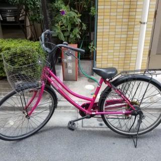 26型自転車/中古品
