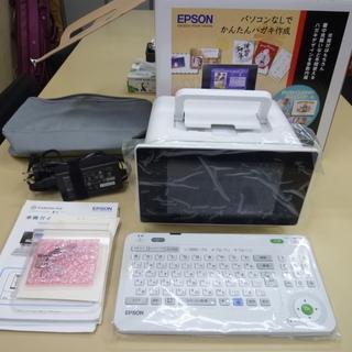 中古 EPSON コンパクトプリンター Colorio me E...
