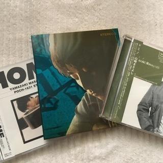 山崎まさよし アルバム3枚セット