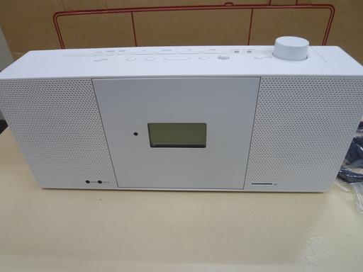 中古 無印良品 DTR-N5 コンパクトCDレコーダー リモコン付き 2009年製 - 東