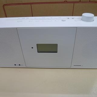 中古 無印良品 DTR-N5 コンパクトCDレコーダー リモコン付き 2009年製 - 東久留米市