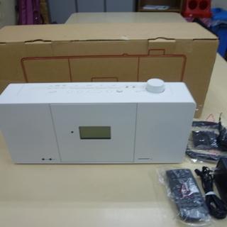 中古 無印良品 DTR-N5 コンパクトCDレコーダー リモコン付き 2009年製の画像