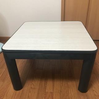 こたつ テーブル 60×60cm こたつ布団もお付けできます