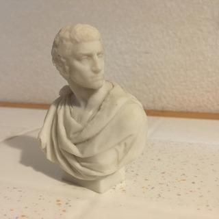 ブルータス ミニミニ胸像