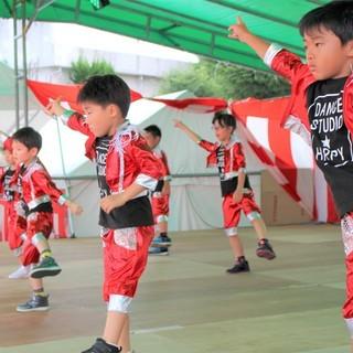 ◆男子だらけの可愛いアイドルダンスクラス!