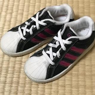 靴 アディダス 16.0