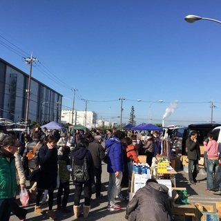 堺浜シーサイドステージ・スワップミート 開催情報☆11月第2