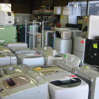 冷蔵庫・洗濯機が在庫多数あり!