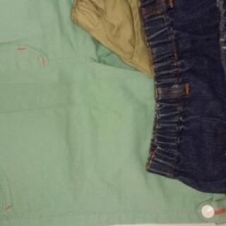 パンツ、スカート5点セット
