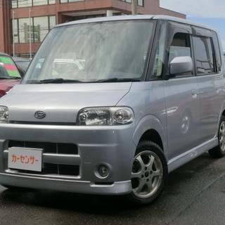 ダイハツ タント 660 X 4WD フルフラットシート車検2年付