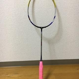 バドミントンラケット★ナノスピード9000★