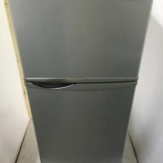 シャープ 118L 冷蔵庫 2012年製 お譲りします