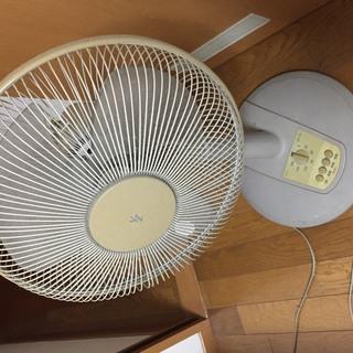 扇風機 応募者多数のため500円にします