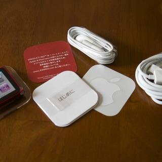 iPod nano 8GB 第 6 世代 美品