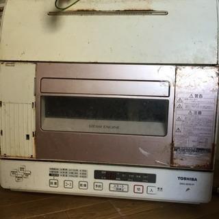 食器洗浄機 東芝