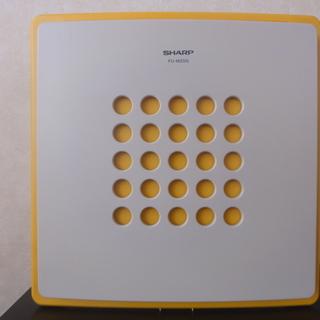 3c80 シャープ 空気清浄機 2002年製 新品 引取限定