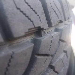 ジムニー純正タイヤ鉄ちんホイール付きタイヤ4本セット