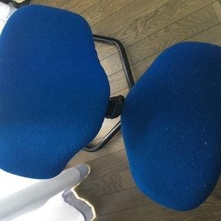 【値下げ】姿勢のよくなる椅子(学習椅子)