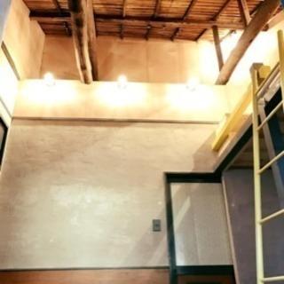 古民家シェアハウス、渋谷15分、下北沢、三軒茶屋、ロフト付き、2人...