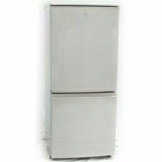 SHARP2016年式ノンフロン冷凍冷蔵庫です! 137リットル取...
