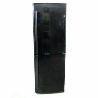 MITSUBISHIノンフロン冷凍冷蔵庫256リットルです 取り...