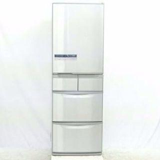 日立 ビッグ&スリム2013年式ノンフロン冷凍冷蔵庫です 415リ...