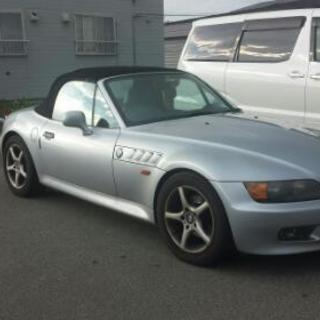 BMW  Z3 オープンカー!走行56000キロ!交換ok