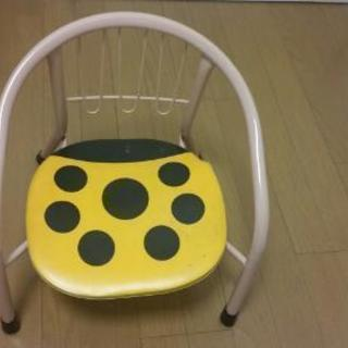 訳あり家具 子供の椅子