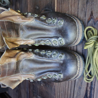 登山靴 SCARPA Italy製