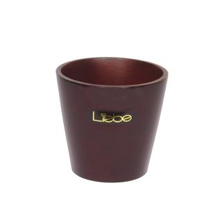 Liebe Pot 3号鉢 (マンゴーの原木をくりぬいて作った高級...