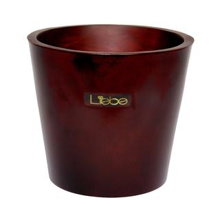 Liebe Pot 5号鉢 (マンゴーの原木をくりぬいて作った高級...
