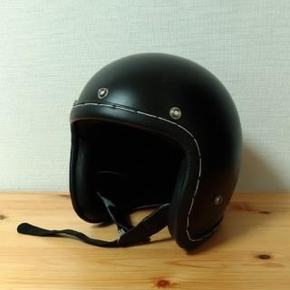 タチバナ 立花 ヘルメット ブラックの画像