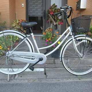 婦人車 セキネ オートライトLED26インチ3変速★自転車組立整備...